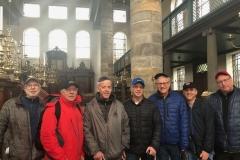 Minyan Trip in Amsterdam
