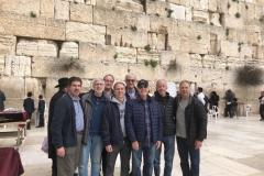 Minyan Trip In Israel
