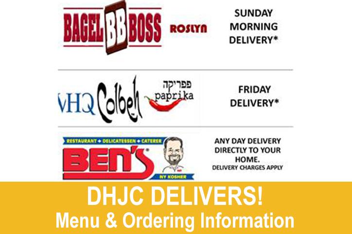 DHJC Food Deliveries