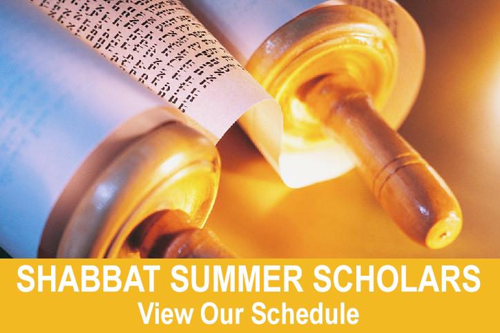 2020 summer scholars flyer