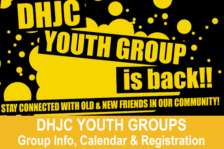 DHJC Youth Groups